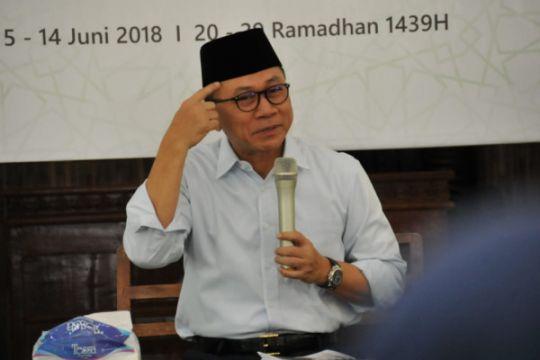 Ketua MPR ingatkan bijak berpolitik