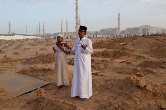 Kecelakaan maut renggut tiga nyawa jamaah umrah Indonesia