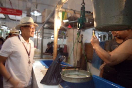 Sandiaga: harga bahan pangan stabil selama Lebaran