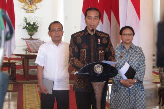 Jokowi tegaskan Yahya Staquf ke Israel untuk urusan pribadi