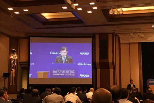 Wapres: stabilitas politik, ekonomi Indonesia kunci ASEAN