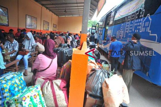Damri maksimalkan bus angkutan arus balik Palembang-Jakarta