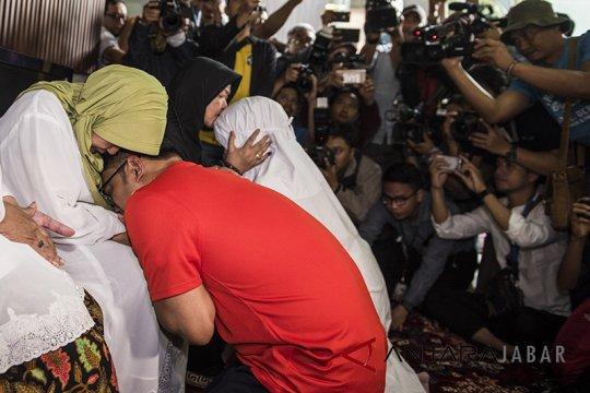 Ridwan Kamil minta doa restu orangtua