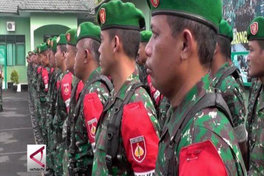 Kodim terjunkan 350 prajurit kawal Pilkada