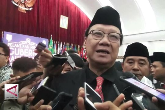 Mendagri: Pelantikan PLT Gubernur Jabar sesuai aturan