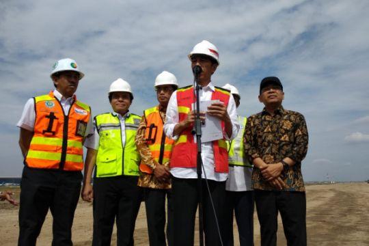 Presiden: pembangunan infrastruktur bagian dari pembangunan peradaban
