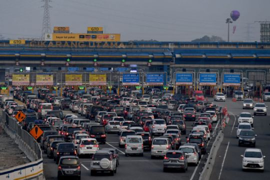 Jasa Marga lakukan pemeliharaan tol Jakarta-Cikampek