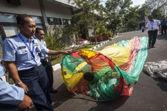 Balon udara bahayakan keselamatan penerbangan