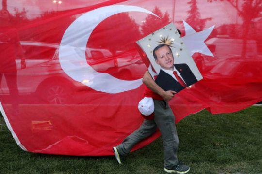"Presiden Erdogan kritik keras ""perang ekonomi"" AS"
