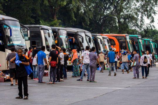 Hari ini puncak arus balik Kampung Rambutan