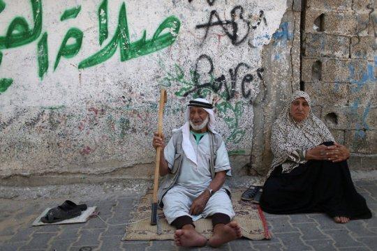 Pasukan Israel tewaskan seorang perempuan, lukai 25 di Jalur Gaza