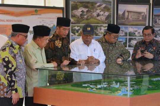 Pembangunan Kampus Universitas Islam Internasional Indonesia dimulai tahun ini