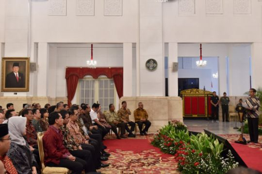 BPK beri opini WTP atas laporan keuangan Kementerian Setneg