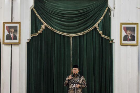 Masa jabatan Aher sebagai Gubernur Jabar resmi berakhir