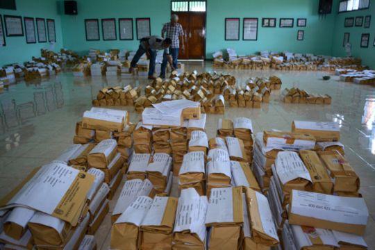 14 TPS disediakan bagi warga Lapas di Pilkada Riau