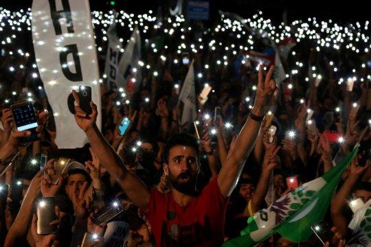 Turki tangkap empat wali kota dari partai pro-Kurdi