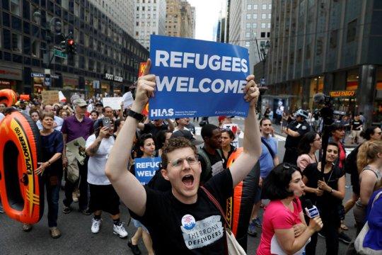 Pemerintah Trump berencana tahan anak migran lebih lama