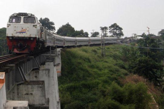 KAI antisipasi titik rawan di lintas Bogor-Sukabumi