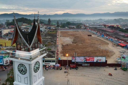 Rekonstruksi Pasar Atas Bukittinggi