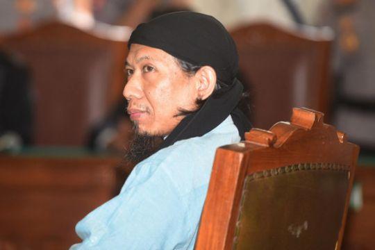 Pengacara katakan Aman Abdurrahman tidak ajukan banding