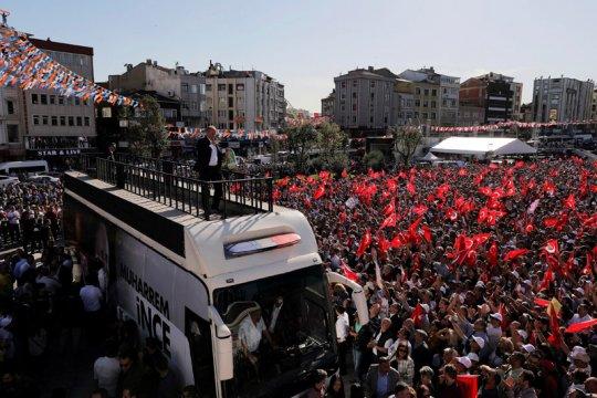 Oposisi Turki: Komisi pemilu berisiko merusak keamanan kotak suara