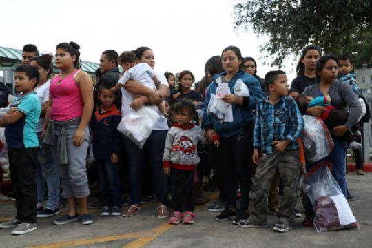 AS Tes DNA untuk pertemukan anak dengan orangtua imigran