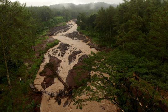 Kemensos siagakan dapur umum untuk korban banjir Banyuwangi