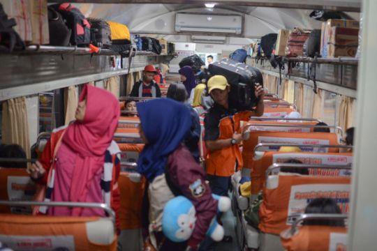 BPS catat jumlah penumpang kereta api naik 11,41 persen