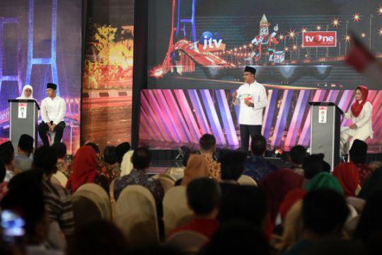 Debat Publik Ketiga Pilgub Jawa Timur