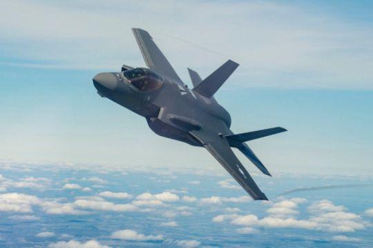 Turki terima F-35 pertama mereka dari Amerika Serikat