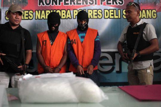 Penyelundupan Narkoba Bandara Kualanamu
