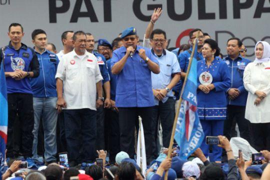 SBY kembali ingatkan TNI dan Polri jaga netralitas