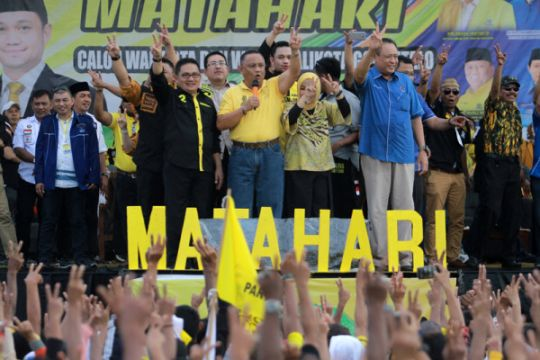 Kampanye Akbar Pilwako Gorontalo