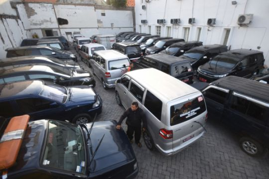 Larangan Penggunaan Mobil Dinas Untuk Mudik