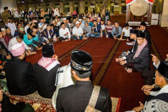 Malam Takbiran Masjid Istiqal