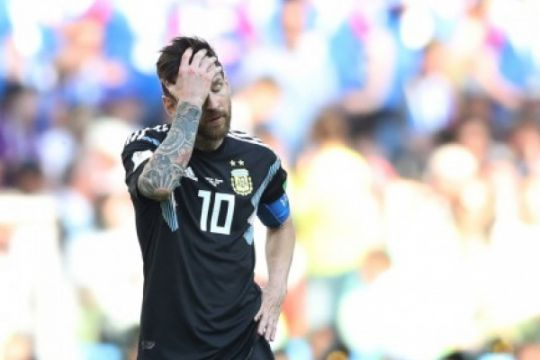 Pendukung Islandia senang timnya mampu tahan Argentina