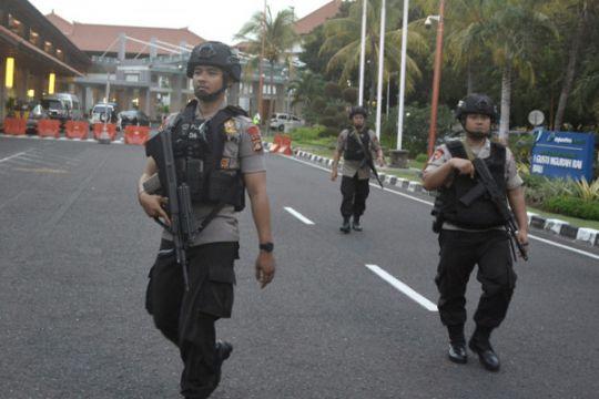 Pengamanan Arus Mudik Ngurah Rai