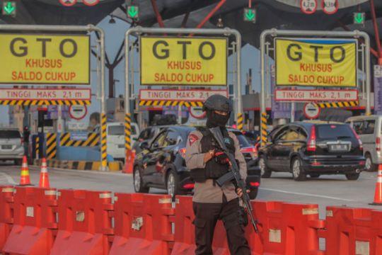 Pengamanan Mudik Lebaran 2018