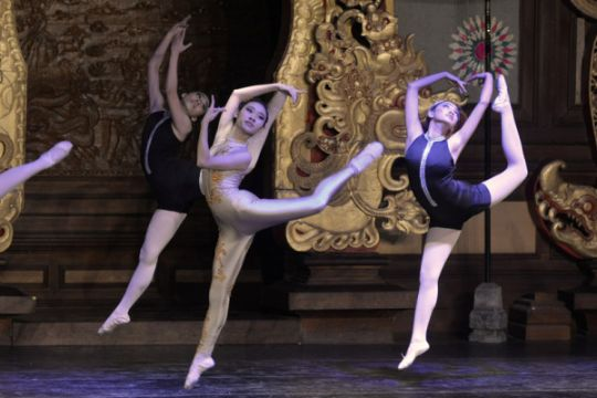 Pentas Ballet Indonesia-Jepang