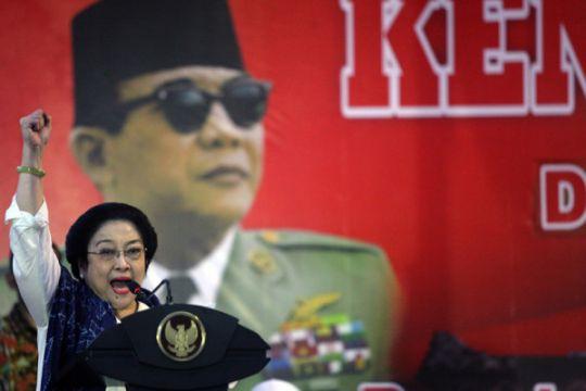Megawati terharu atas antusiasme masyarakat terhadap Soekarno