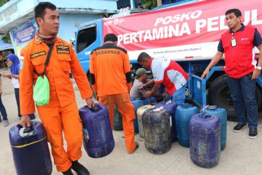 Basarnas Nias bantu cari korban KM Sinar Bangun