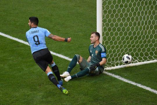 Hadapi Korsel dan Jepang, Suarez absen perkuat Uruguay