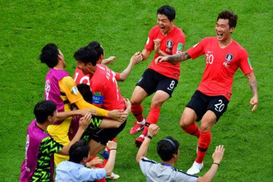 Jung beri kemenangan Korsel 2-1 atas Uruguay