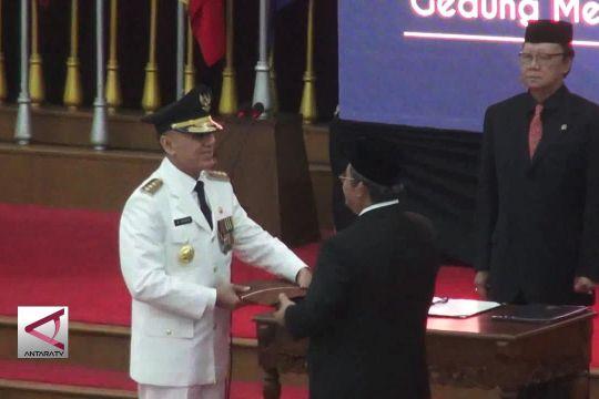 Komjen Iriawan dilantik jadi PJ Gubernur Jabar