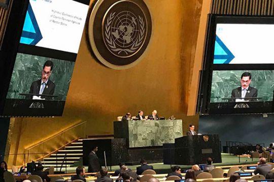 Kepala BNPT ajak anggota PBB tingkatkan peran pemuda cegah terorisme
