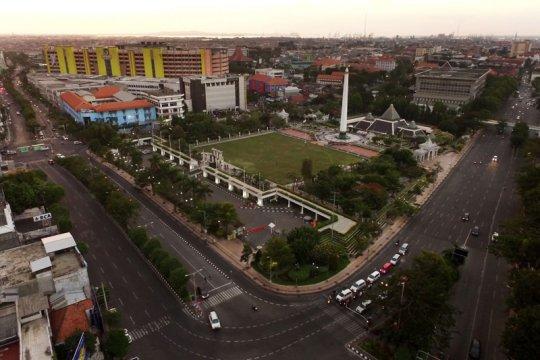 Gempa dirasakan warga Surabaya