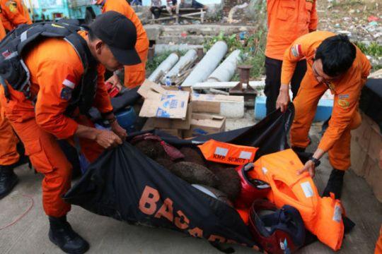 Penumpang KM Sinar Bangun seluruhnya 188 orang, 164 belum ditemukan