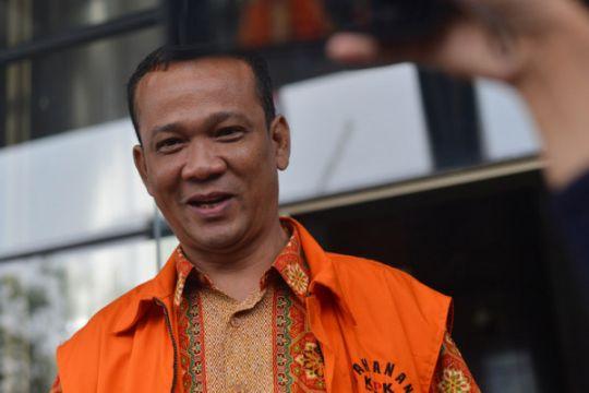 Terkait suap DPRD, pejabat Lampung divonis dua tahun