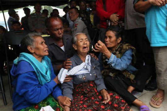 Keluarga korban KM Sinar Bangun masih berharap