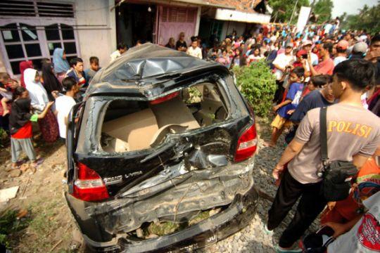 Satu meninggal dalam dua kecelakaan di Jakarta